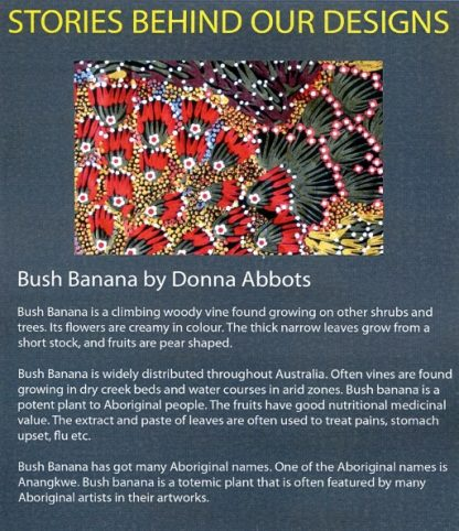 Information on Bush Banana by Donna Abbots
