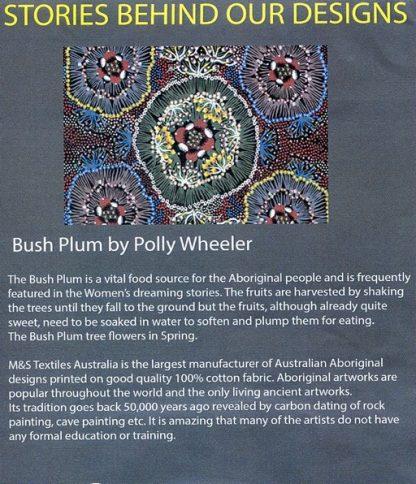 Information on Bush Plum by Polly Wheeler