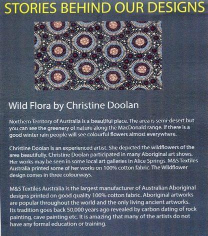 Information on Wild Flora by Christine Doolan