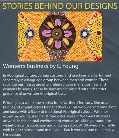 Information on Womens Business by E Young