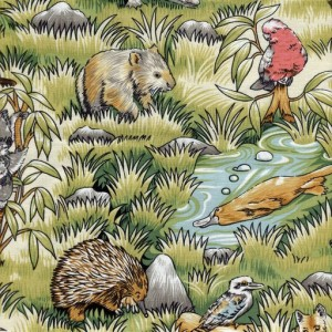 Australiana Wild – Green