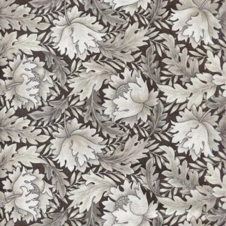 Tonal Floral - Pewter
