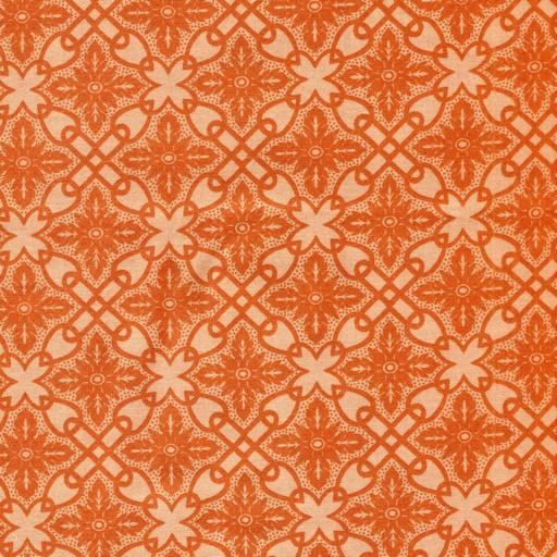 Latticework - Tangerine