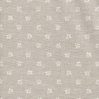Small Flowers - Taupe