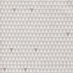 Tiny Triangles - Taupe