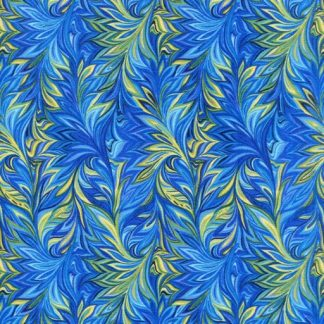 Feathers - Blue