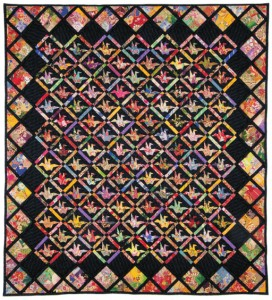 The Peace Quilt by Margaret Rolfe