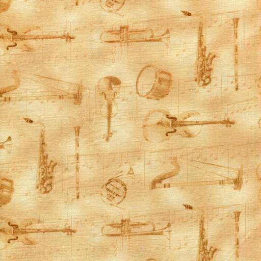 Tonal Musical Instruments - Parchment