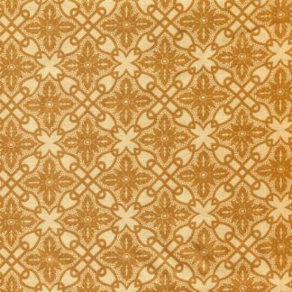 Latticework - Mustard