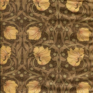 Poppy Twist - Brown
