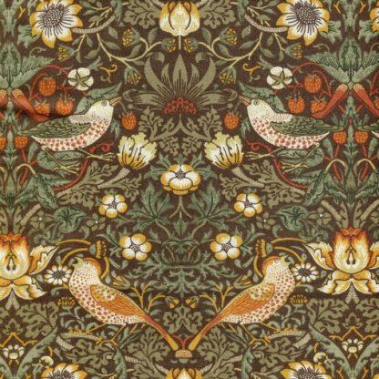 Birds Garden - Brown