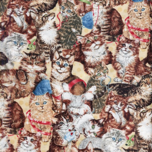 Cats - Beige
