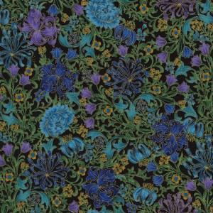 Suffolk Floral CM4214-Black