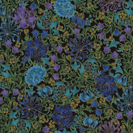 Suffolk Floral CM4214-Black