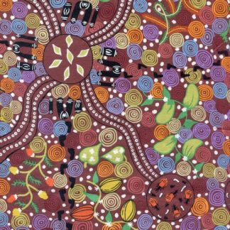 Corroboree - Brown