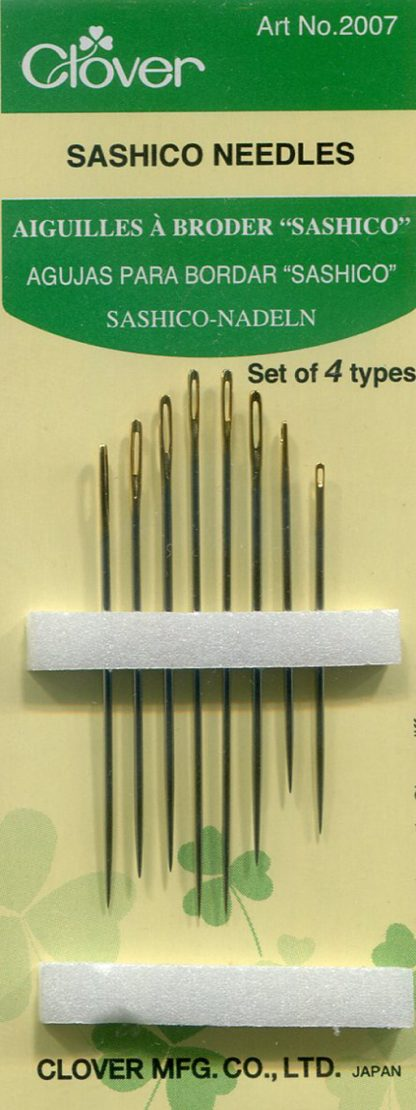 Sashico Needles Packet