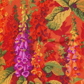 Fox Gloves - Hot