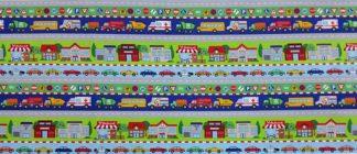 Connector Playmat Border Stripe - Multi