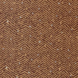 Downton Herringbone - Brown