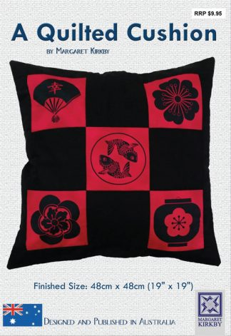 A Quilted Cushion Pattern