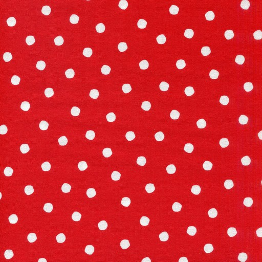 Dr. Seuss Dots - Red