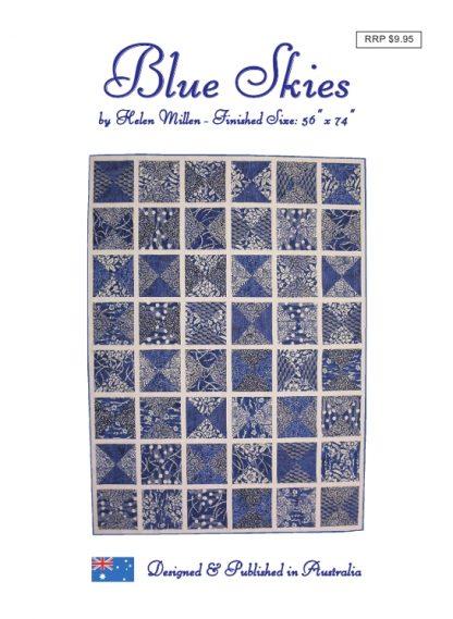 Blue Skies Pattern
