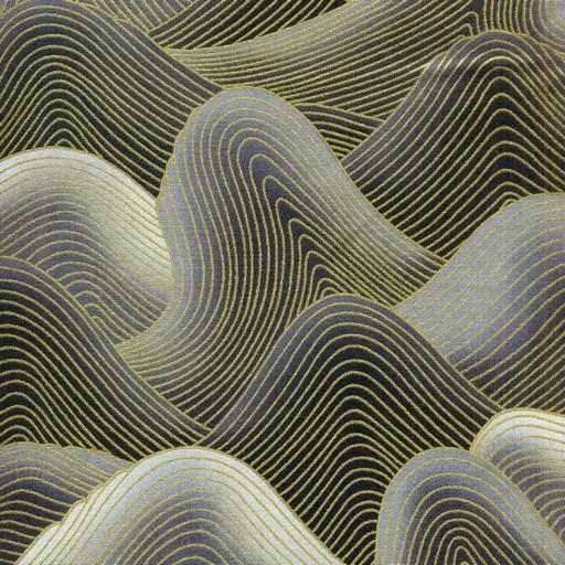 Waves - Black