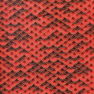 Dragon Scales - Red