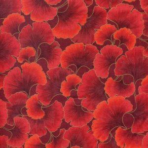 Ginkgo Tonals - Scarlet