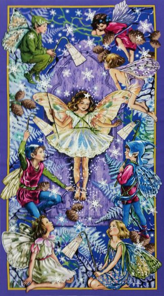 The Enchanted Fairy Panel