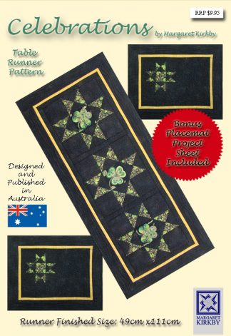Celebrations Table Runner Pattern