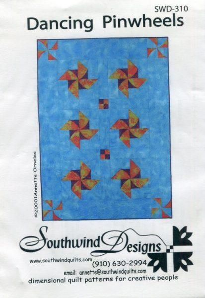 Dancing Pinwheels Pattern