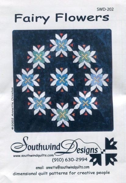 Fairy Flowers Pattern