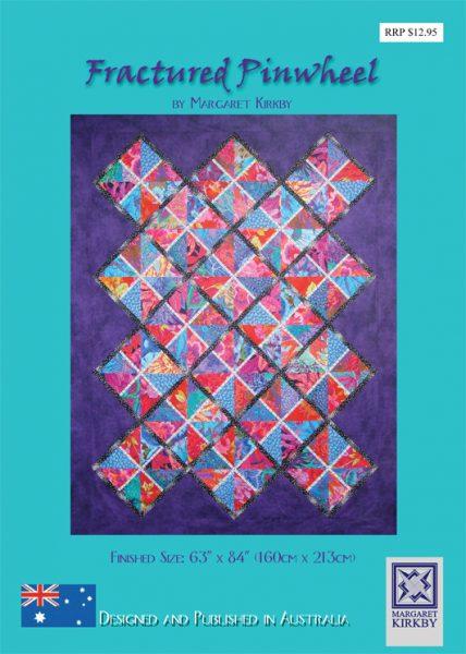 Fractured Pinwheel Pattern