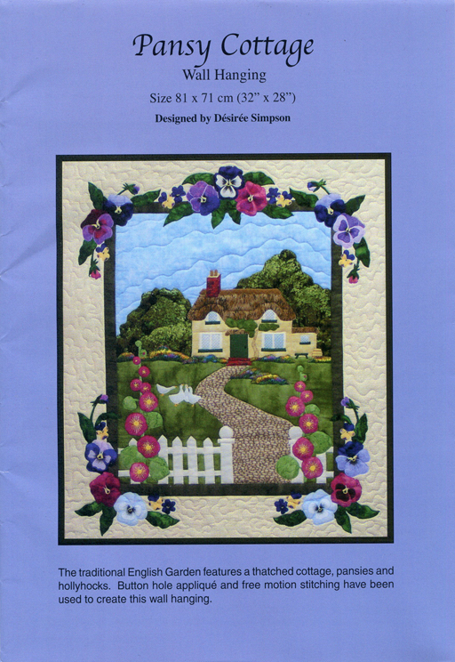 Pansy Cottage Pattern