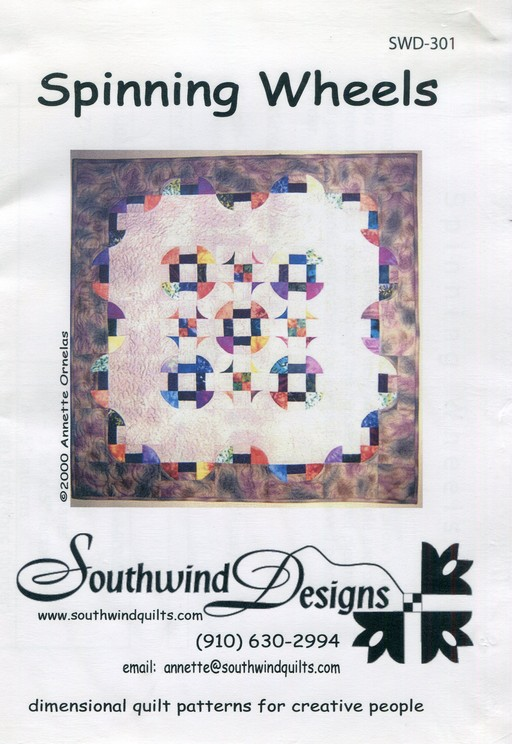 Spinning Wheels Pattern