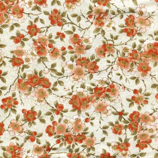 Cherry Blossom 1697-70 - Antique Terracotta