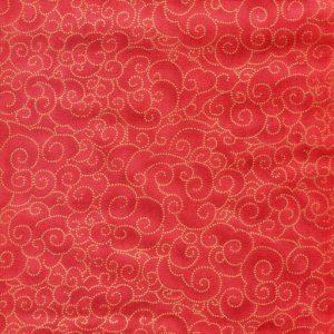 Sashiko Stitch - 24999-RED1