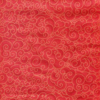 Sashiko Stitch - 24999-RED1