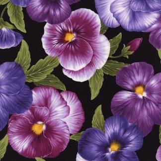 Viola - All Over Pansies