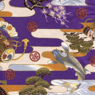 Japanese Icons D689568-Purple