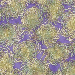 Chrysanthemums - Purple ETJM-12578-235