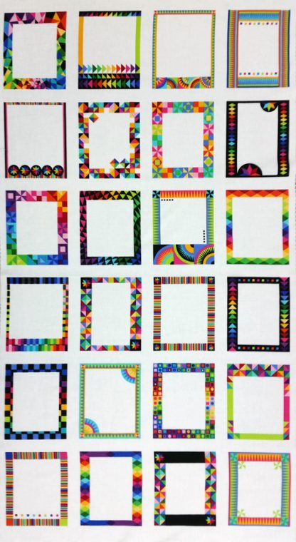 Colourworks Concepts Quilt Labels Panel