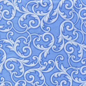 Leaf Scroll - Wedgewood 6334W-50