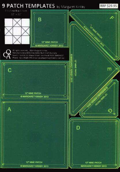 9 Patch Template Set