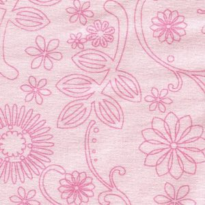 Caribbean Quilt Backing - Pink K1064-PINK