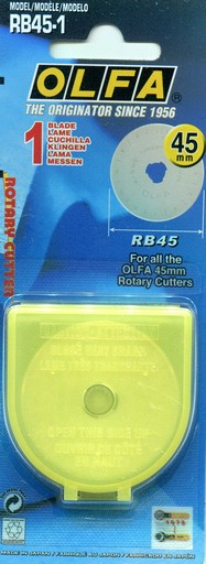 45mm Olfa Cutter Replacement Blade