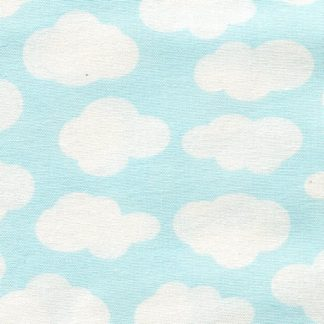 Sanyu Clouds - Turquoise