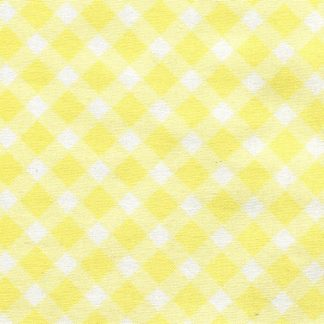 Sanyu Check - Yellow
