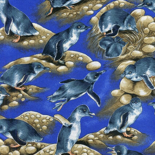 Little Blue Penguins - Blue 86290-1